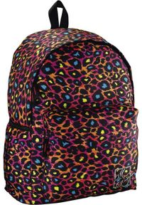 ALL OUT - All Out Plecak szkolny Luton Leopard (138463)