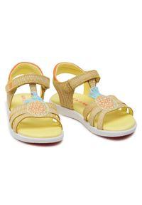 Żółte sandały Agatha Ruiz de la Prada