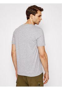 Aeronautica Militare T-Shirt 211TS1850J511 Szary Regular Fit. Kolor: szary