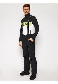 Czarne spodnie sportowe CMP narciarskie