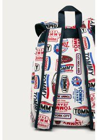 Biały plecak Tommy Jeans