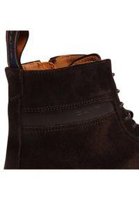 Brązowe buty zimowe GANT #6
