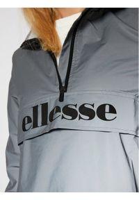 Szara kurtka do biegania Ellesse