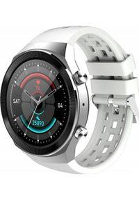 Smartwatch King Watch Q8 Biały. Rodzaj zegarka: smartwatch. Kolor: biały