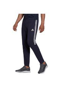 Adidas - Spodnie dresowe męskie ADIDAS. Materiał: dresówka. Sport: fitness