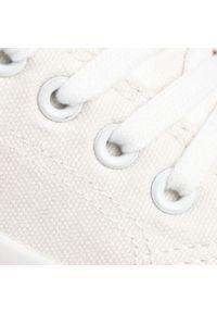 Big-Star - Tenisówki BIG STAR - DD274451 White. Okazja: na co dzień. Kolor: biały. Materiał: materiał. Szerokość cholewki: normalna. Styl: casual