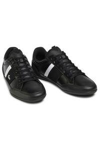 Lacoste Sneakersy Chaymon 0721 2 Cma 7-41CMA0048 Czarny. Kolor: czarny