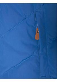 Reima Kurtka puchowa Beringer 531483 Niebieski Regular Fit. Kolor: niebieski. Materiał: puch #2