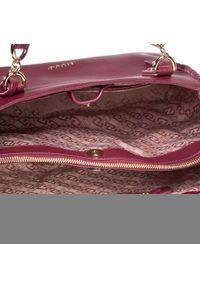 Czerwona torebka klasyczna Liu Jo