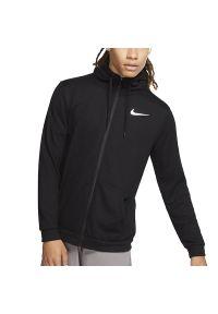 Czarna bluza Nike z kapturem