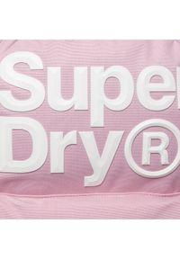 Superdry Plecak Edge Montana W9110025A Różowy. Kolor: różowy