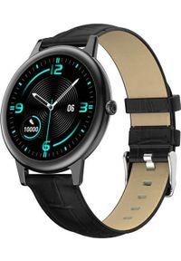 Smartwatch Bakeeley E10 Czarny. Rodzaj zegarka: smartwatch. Kolor: czarny