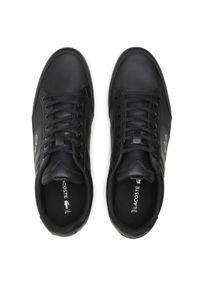 Lacoste Sneakersy Chaymon Bl21 1 Cma 7-41CMA0038312 Czarny. Kolor: czarny