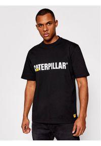 CATerpillar T-Shirt 2511242 Czarny Regular Fit. Kolor: czarny