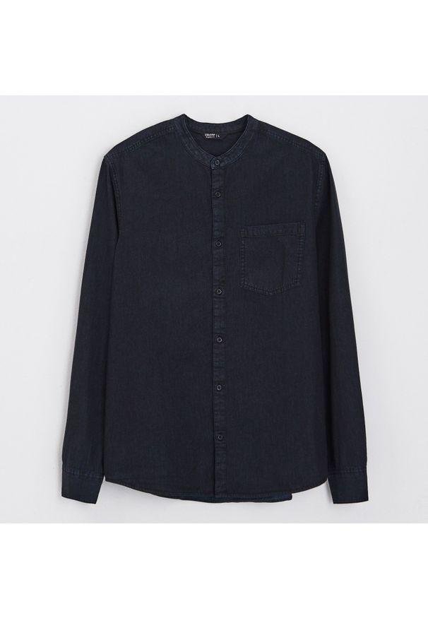 Koszula Cropp ze stójką