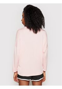 Calvin Klein Underwear Bluzka 000QS6409E Różowy Regular Fit. Kolor: różowy