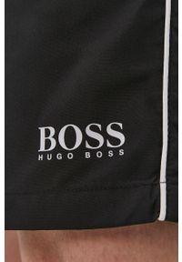 BOSS - Boss - Szorty kąpielowe. Kolor: czarny