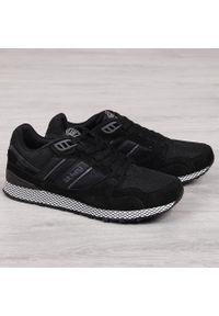 Czarne buty sportowe McKey na co dzień
