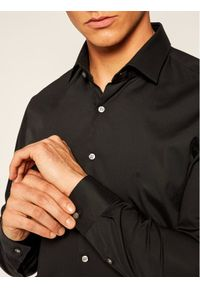 Czarna koszula biznesowa Calvin Klein
