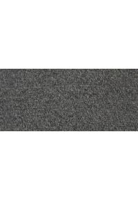 Szary sweter TOP SECRET na wiosnę, z okrągłym kołnierzem, w kolorowe wzory