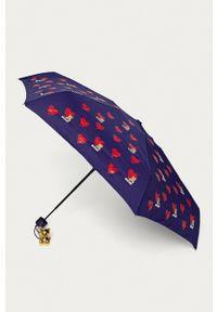 MOSCHINO - Moschino - Parasol. Kolor: fioletowy