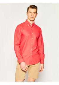 Czerwona koszula casual Polo Ralph Lauren polo