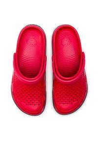 Coqui - Klapki COQUI - Lindo 6403-100-0924 Red. Okazja: na co dzień. Kolor: czerwony. Styl: casual
