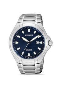 CITIZEN ZEGAREK Titanium BM7430-89L. Rodzaj zegarka: analogowe. Materiał: materiał