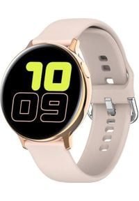 Smartwatch Pacific 24-3 Różowy (PACIFIC 24-3 różowy). Rodzaj zegarka: smartwatch. Kolor: różowy