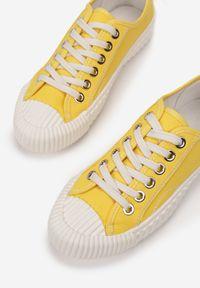 Żółte trampki Renee
