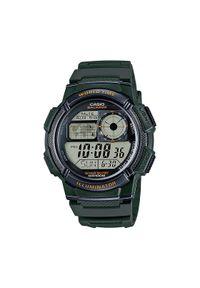 Casio Zegarek AE-1000W-3AVEF Zielony. Kolor: zielony