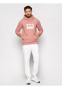 Różowa bluza Helly Hansen