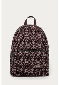 Fioletowy plecak Calvin Klein