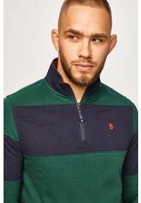 Bluza nierozpinana Izod na co dzień, krótka, w kolorowe wzory, casualowa