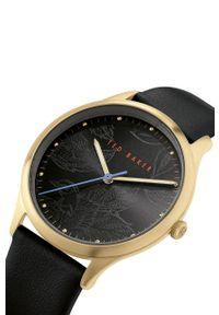 Czarny zegarek Ted Baker