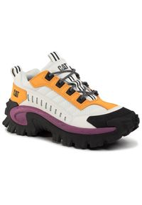 Białe sneakersy CATerpillar