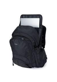 Czarny plecak na laptopa TARGUS