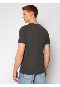 Guess T-Shirt Triangle M0BI1J R9YK0 Szary Slim Fit. Kolor: szary