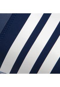 Niebieskie klapki na basen Adidas na co dzień, casualowe