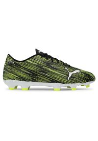 Zielone buty do piłki nożnej Puma