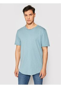 Only & Sons T-Shirt Benne 22017822 Niebieski Regular Fit. Kolor: niebieski