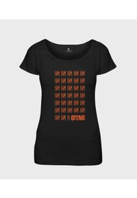 MegaKoszulki - Koszulka damska oversize OITNB 2. Materiał: bawełna