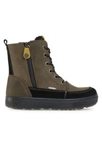 Zielone buty zimowe Primigi