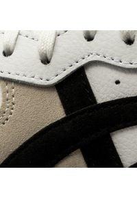 Onitsuka Tiger - Sneakersy ONITSUKA TIGER - Gsm D5K2Y White/Black 0190. Zapięcie: sznurówki. Kolor: biały. Materiał: skóra, materiał, zamsz. Szerokość cholewki: normalna