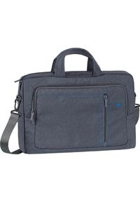 Brązowa torba na laptopa RIVACASE