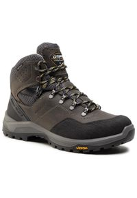 Brązowe buty trekkingowe Grisport trekkingowe