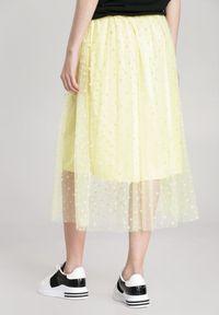 Żółta spódnica Renee
