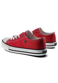 Big-Star - Trampki BIG STAR FF374201 603 Czerwony. Kolor: czerwony #3