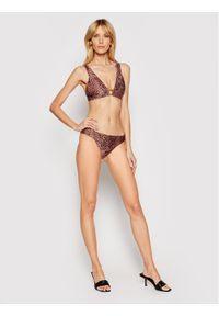 Seafolly Dół od bikini WildOnes 40054-855 Brązowy. Kolor: brązowy