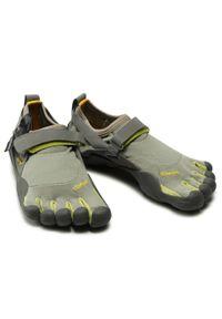 Zielone buty do biegania Vibram Fivefingers Vibram FiveFingers
